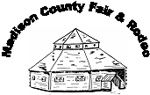 Madison County Fair and Rodeo Logo