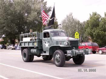 2009 Parade Vehicle